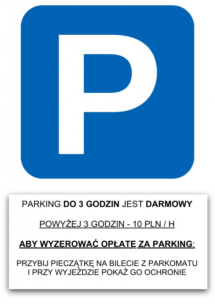 PARKING PIECZĄTKA